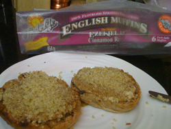 Want a Healthy English Muffin? Look no Further!