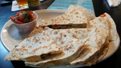 Family Friendly Quesadilla