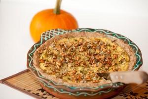 Hempkin Pie (A.K.A Pumpkin Pie)