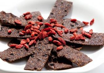 Goji Chia Jerky Recipe