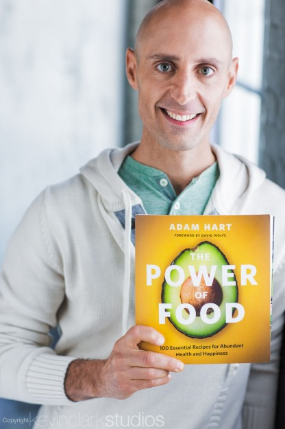 Adam-with-power-of-food-book