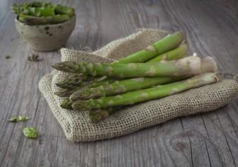 Asparagus Each Day Keeps the Doc Away