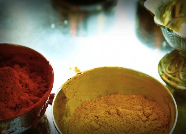 Turmeric Power of Food