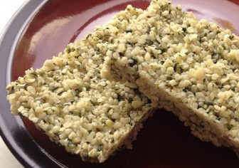Get Up And Go Hemp Breakfast Bars