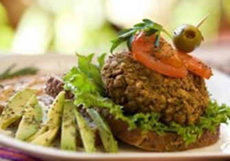 Ultimate Veggie Burgers – BBQ'd
