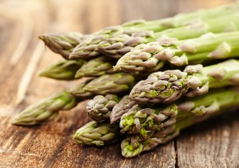 Asparagus: In the Raw