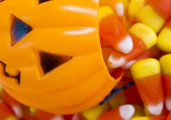 The Great Candy Conundrum + Healthy Halloween Recipe