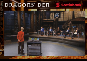 My Dragon's Den Appearance