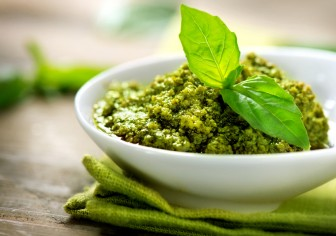 For the Love of Sesame – Pesto Recipe