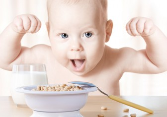 Cow's Milk for Babies – I say nay?